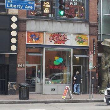 ToonSeum Honors the World of Comics
